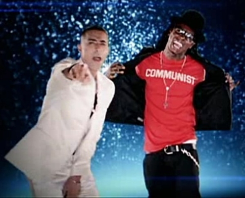 COMMUNIST Lil Wayne Jay Sean Down  Tee