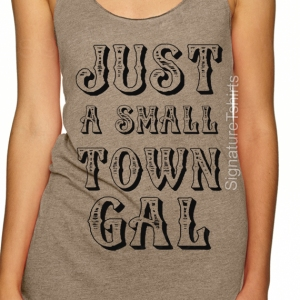 small town gal